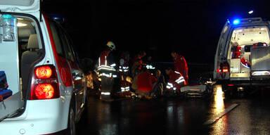 Fußgängerin von Taxi erfasst und verletzt