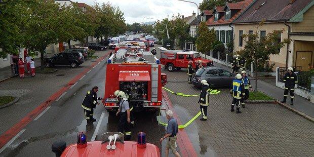 Frau (57) stirbt bei Brand in Pfaffstätten