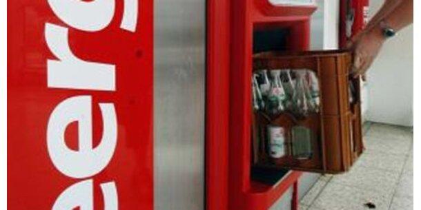 Mehrwegflaschen werden immer seltener