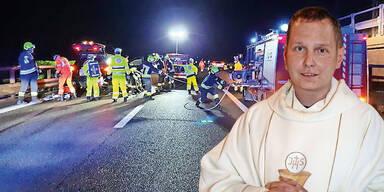 Pfarrer mit Motorrad von Auto überrollt – tot