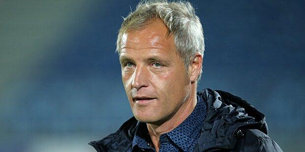 Pfeifenberger nicht mehr Neustadt-Coach