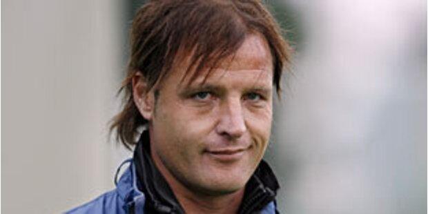 Heimo Pfeifenberger verlässt SV Grödig