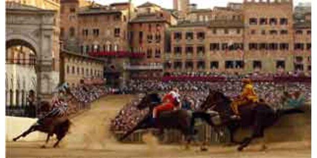 Video vom härtesten Pferderennen der Welt