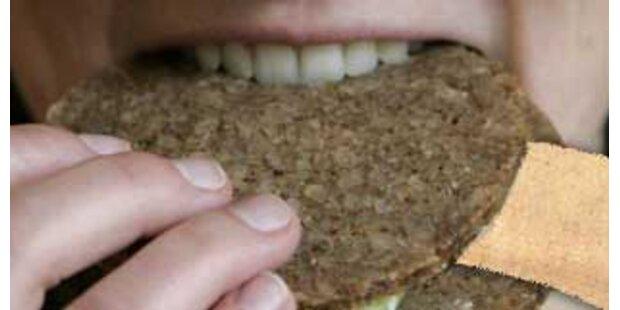 Linzerin fand Pflaster im Brot