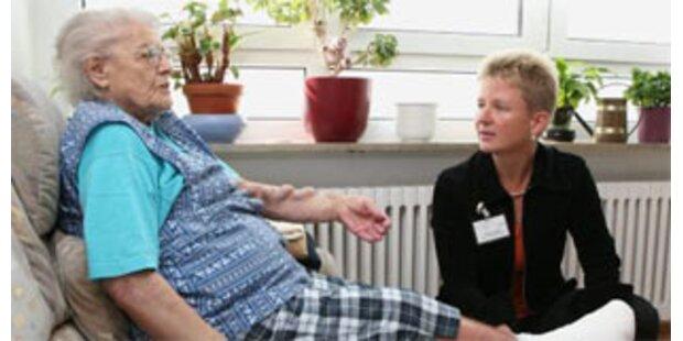 Streit um längere Pflegeamnestie noch am Kochen