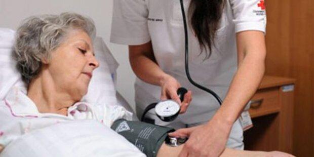 Pflegekosten explodieren auf 2 Mrd.