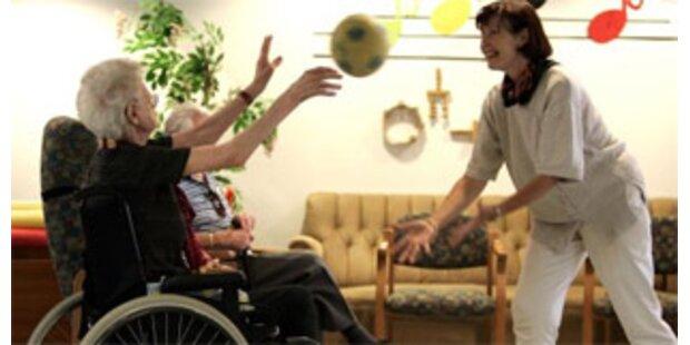 390.000 Österreicher bekommen Pflegegeld