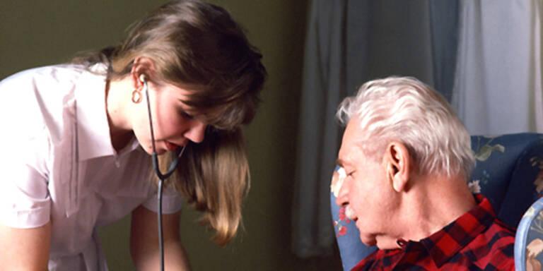 Experten kritisieren Pflegegesetz