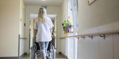 Cluster in Tiroler-Pflegeheim umfasst 41 Personen