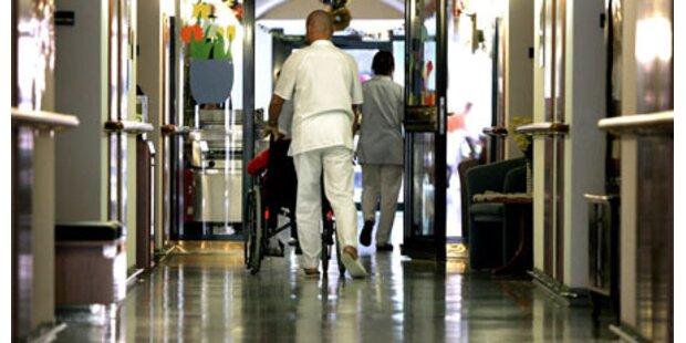 Pfleger brachte 11 alte Menschen um