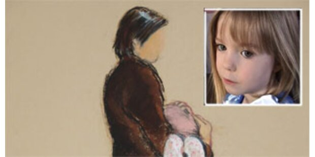 Maddies Eltern zeigen Phantombild des Entführers