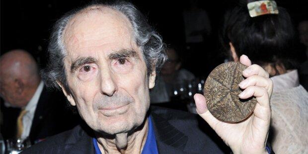 Schriftsteller Philip Roth kündigt Rückzug an