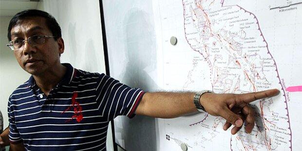Erdbeben: Tsunami-Warnung aufgehoben