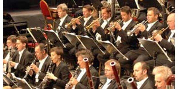 Philharmoniker beschließen Fest in Rom