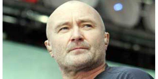 Phil Collins bezahlt 32 Millionen für Scheidung