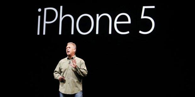 Warum das iPhone 5 NFC nicht unterstützt