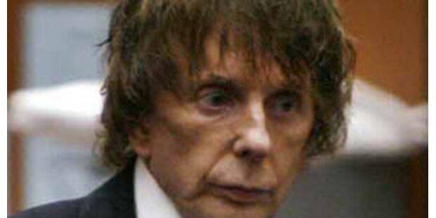 Mordprozess gegen Phil Spector droht zu platzen