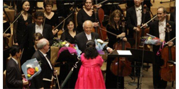 New Yorker Philharmoniker spielten in Nordkorea