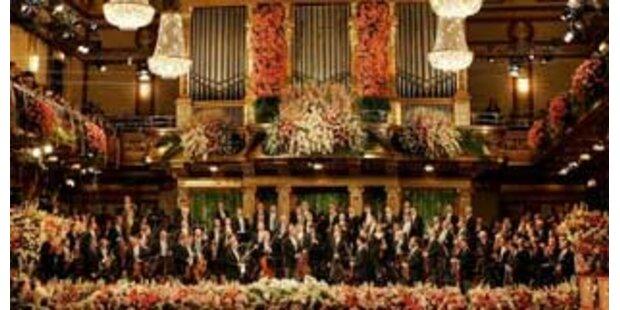 Wiener Philharmoniker auf zwei Herbsttourneen