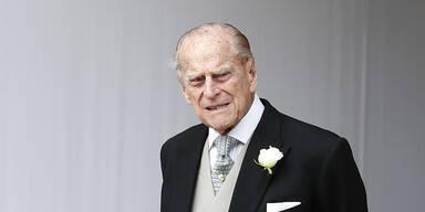 Prinz Philip im Alter von 99 Jahren verstorben