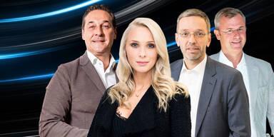 FPÖ: Anti-Strache-Schreiben an alle blauen Funktionäre