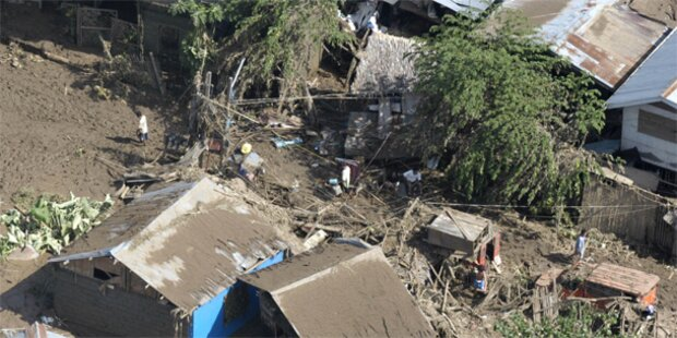 1.000 Vermisste und Tote auf Philippinen