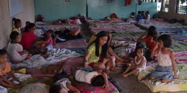 SOS-Kinderdorf versorgt Haiyan-Opfer