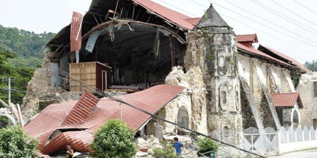 Philippinen: Mehr als 170 Erdbebentote