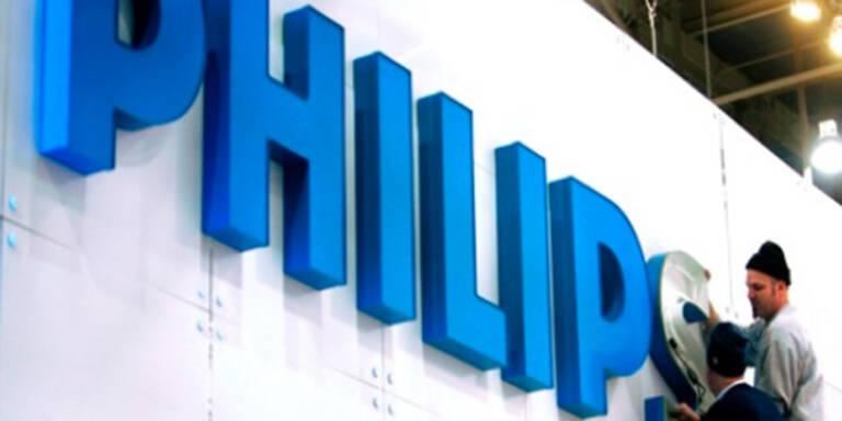 Philips kündigt Stellenabbau an