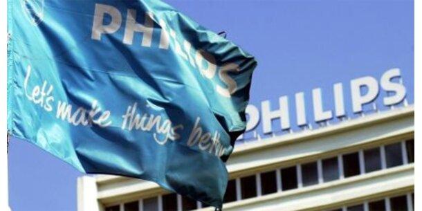 Philips schluckt Saeco