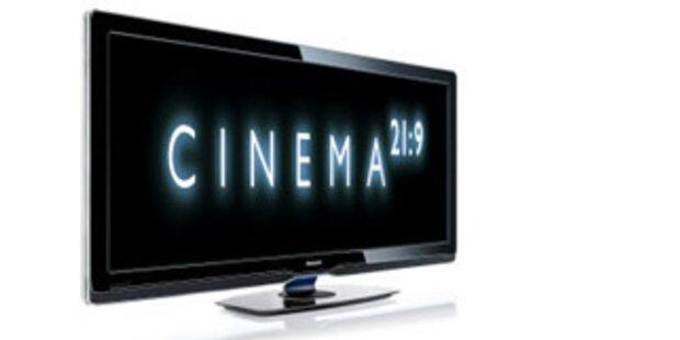 Philips bringt Cinema-Display im 21:9-Format