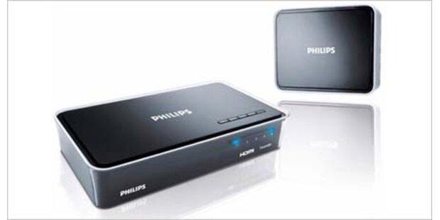 Full-HD-Übertragung ohne Kabelsalat