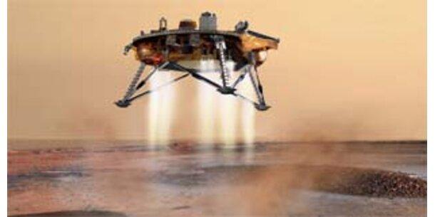 """Raumsonde """"Phoenix"""" landet auf dem Mars"""