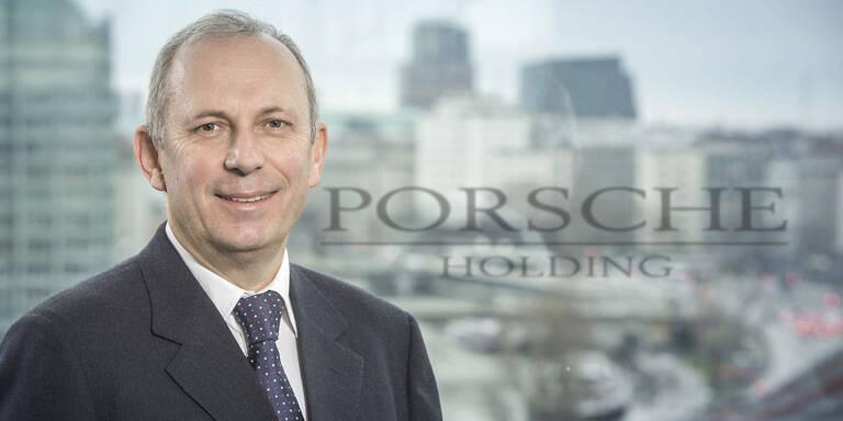 Porsche Holding: Wieder über 1 Mio. Pkws