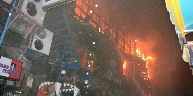 Disco auf Ferieninsel Phuket abgebrannt