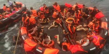 Schiffs-Drama im Urlaubsparadies Phuket: Dutzende vermisst