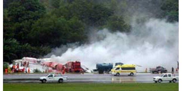Millionen-Klage gegen Boeing wegen Phuket-Crash