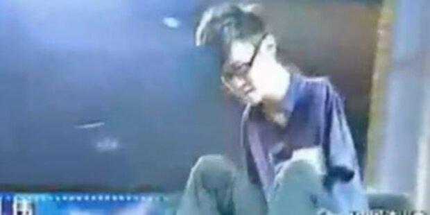 Armloser Pianist begeistert China