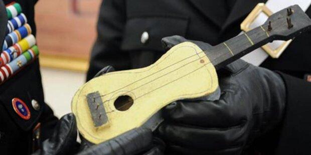 Verschollene Picasso-Gitarre aufgetaucht