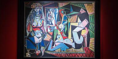 Picasso-Bild für 160 Mio. versteigert