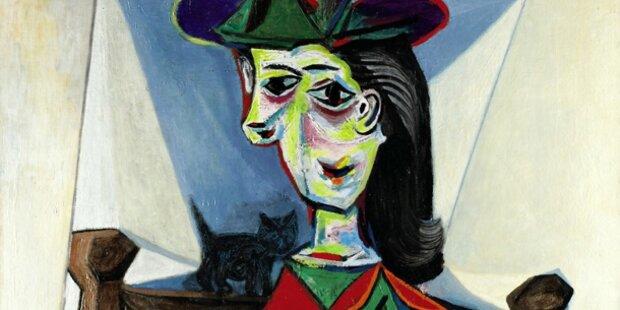 Picassos Frauenkopf bringt 6,3 Mio. Euro