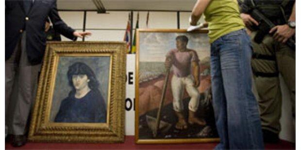 Gestohlene Picassos sichergestellt