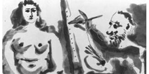 Zwei Picassos in Sao Paolo geraubt
