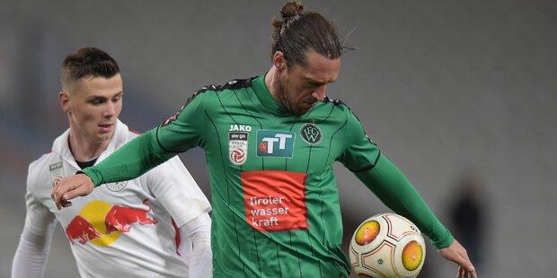 Wechselt Wacker-Stürmer die Sportart?