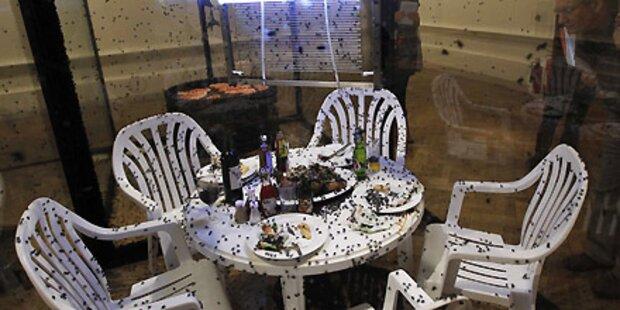Würden Sie hier picknicken?