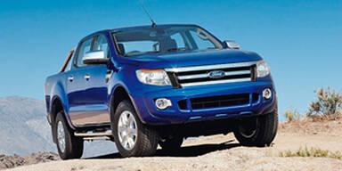 Mazda & Ford: Pick-ups für alle Fälle