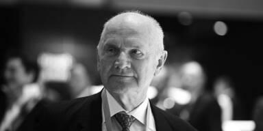 Langjähriger VW-Chef gestorben