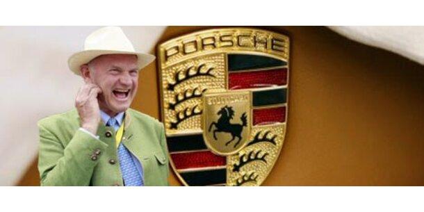 Porsche und Piech reichste Familie Österreichs