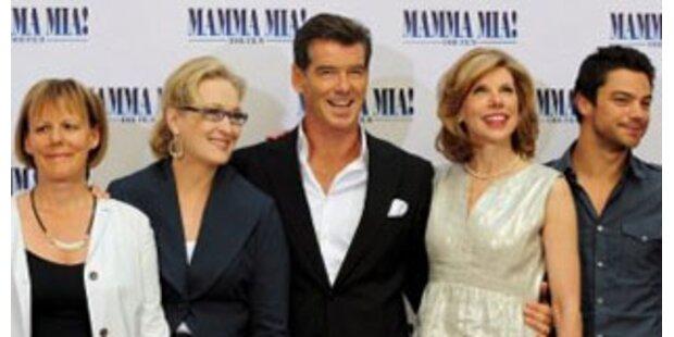 Ex-007-Brosnan: Für die Streep singt er