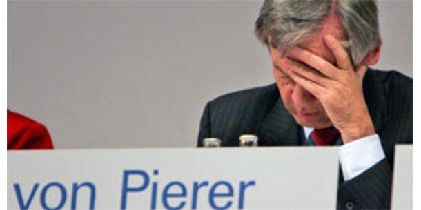 Ex-Siemens-Chef Pierer gerät ins Visier